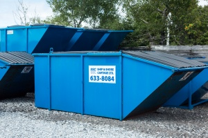 12 yard container garbage saint john commercial trash #letstalktrash #letstalktrash commercial garbage garbage pick up saint john trash saint john garbage waste removal saint john waste removal SSC Ship and Shore Support Local​ apartments garbage carts garbage containers cardboard recycling